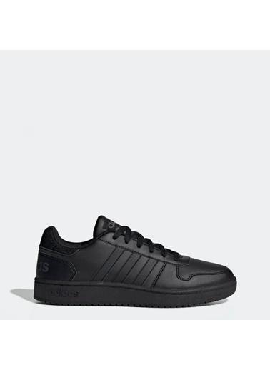adidas Adidas Erkek Basketbol Ayakkabı Ee7422 Hoops 2.0 Siyah
